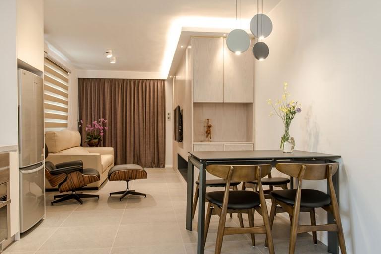 家居間隔大改造 善用櫃子營造寛闊感