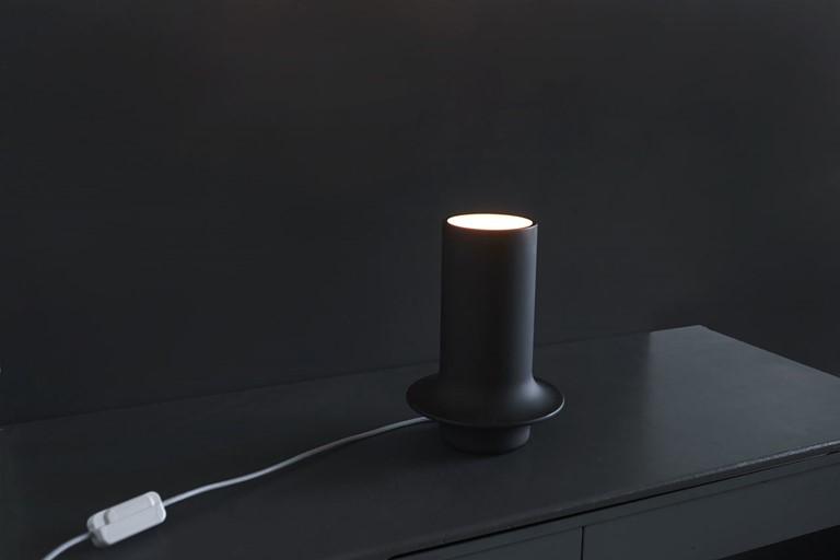 Orbit 以3D打印的檯燈