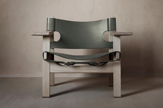 丹麥60周年限量版Spanish Chair