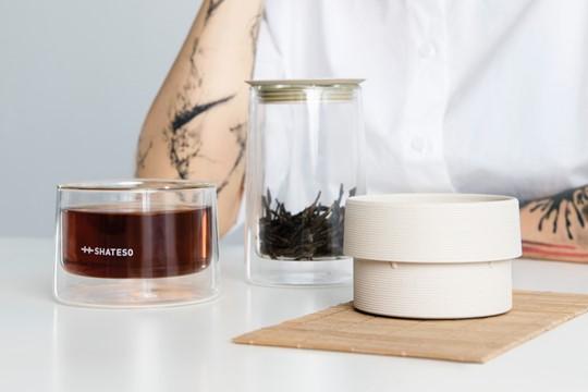 SHATESO 現代創新茶具T_Flip 為您探索新型茶道