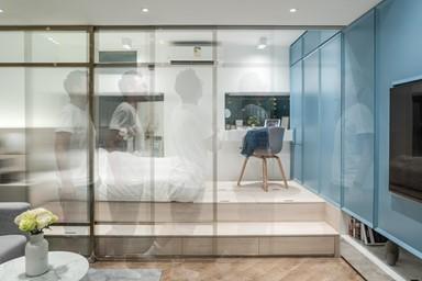 兩房細單位變全開放式 實用美觀的北歐風家居