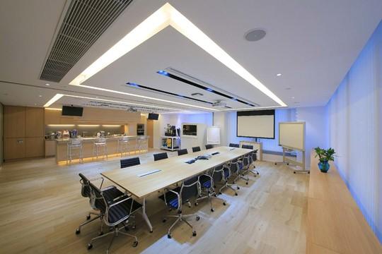 彈性間隔 趟門讓辦公室空間運用得更靈活