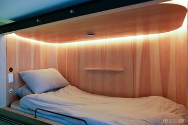 [DesignIDK Interview] 獨一無二 SLEEEP 香港首間膠囊酒店