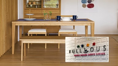 FULL HOUSE 日本木製的小傢俱