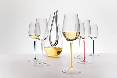 RIEDEL 將色彩融入水晶玻璃  成為革命性的酒具