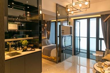 香港長沙灣福榮街 喜遇 285呎 示範單位