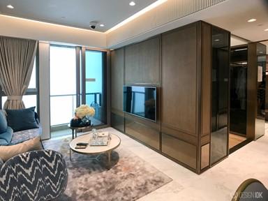 香港荃灣 全‧城滙 769呎 示範單位