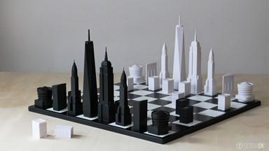Skyline Chess 國際象棋棋盤