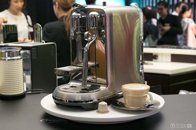 Nespresso Creatista Plus 輕鬆自學咖啡拉花